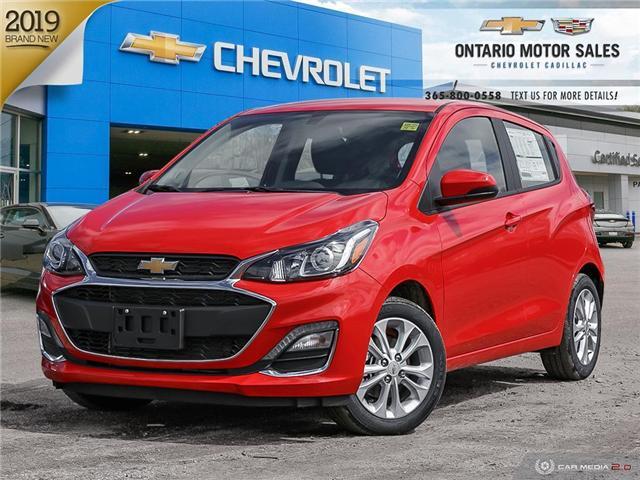 2019 Chevrolet Spark 1LT CVT (Stk: 9774774) in Oshawa - Image 1 of 19
