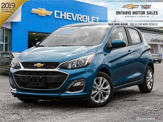 2019 Chevrolet Spark 1LT CVT (Stk: 9774914) in Oshawa - Image 1 of 19