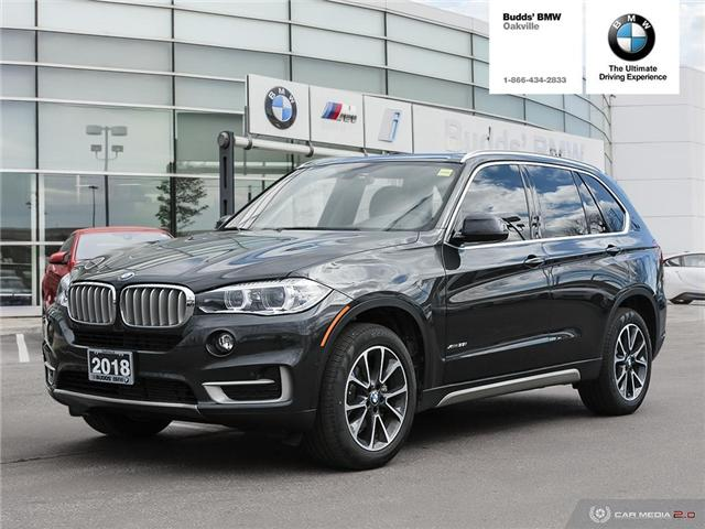 2018 BMW X5 xDrive35i (Stk: T018396A) in Oakville - Image 1 of 25