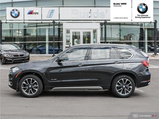 2018 BMW X5 xDrive35i (Stk: T018396A) in Oakville - Image 2 of 25