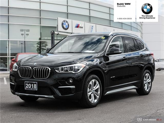 2018 BMW X1 xDrive28i (Stk: DB5575) in Oakville - Image 1 of 25