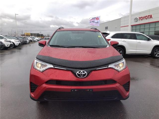 2016 Toyota RAV4  (Stk: D191128A) in Mississauga - Image 2 of 16