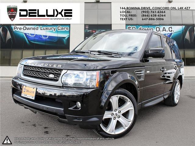 2011 Land Rover Range Rover Sport HSE (Stk: D0548) in Concord - Image 1 of 29