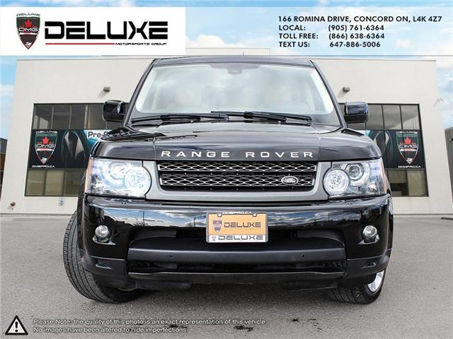 2011 Land Rover Range Rover Sport HSE (Stk: D0548) in Concord - Image 2 of 29