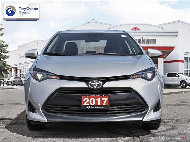 2017 Toyota Corolla LE (Stk: U9079) in Ottawa - Image 2 of 29