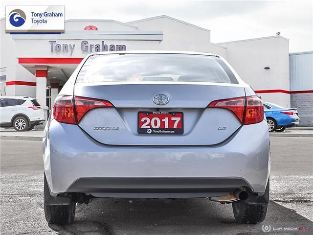 2017 Toyota Corolla LE (Stk: U9079) in Ottawa - Image 5 of 29