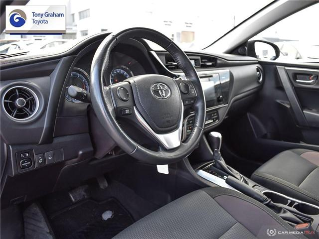 2017 Toyota Corolla LE (Stk: U9079) in Ottawa - Image 13 of 29