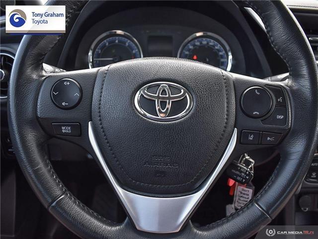 2017 Toyota Corolla LE (Stk: U9079) in Ottawa - Image 14 of 29
