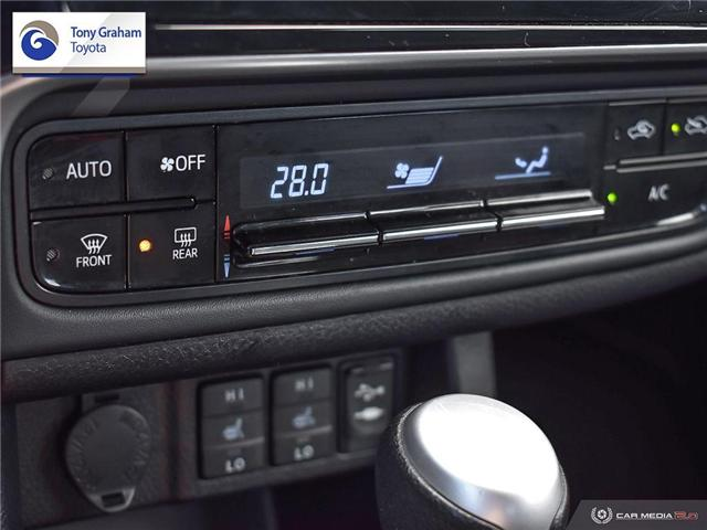 2017 Toyota Corolla LE (Stk: U9079) in Ottawa - Image 20 of 29