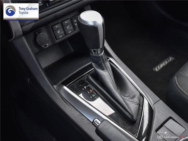 2017 Toyota Corolla LE (Stk: U9079) in Ottawa - Image 21 of 29