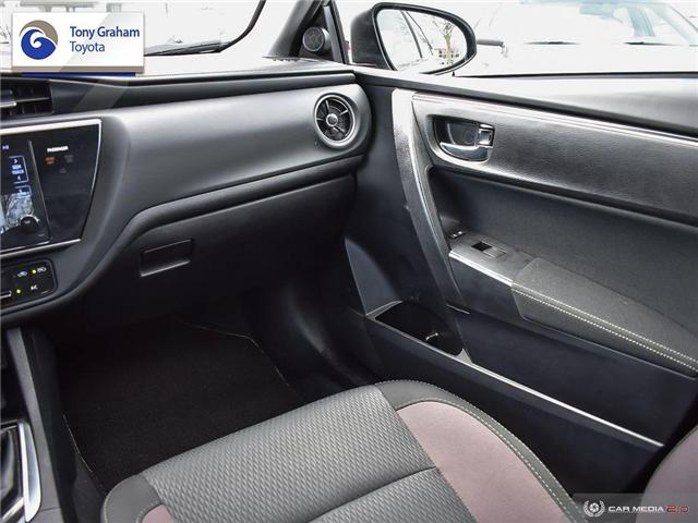2017 Toyota Corolla LE (Stk: U9079) in Ottawa - Image 27 of 29