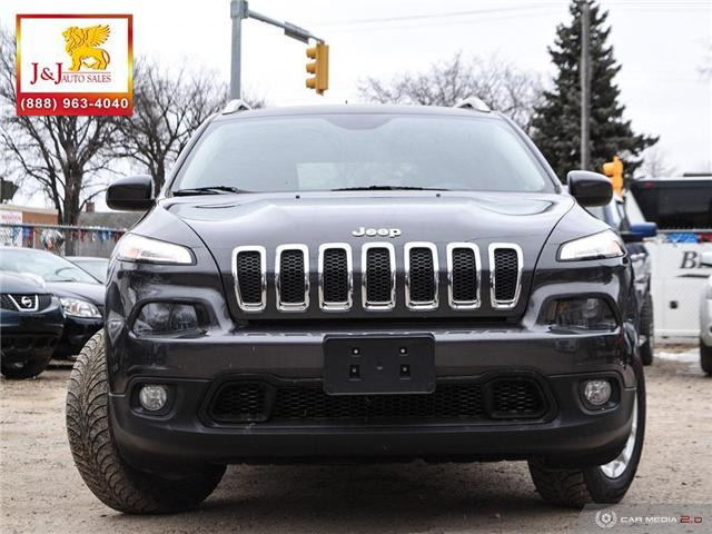 2015 Jeep Cherokee North (Stk: J19019) in Brandon - Image 2 of 27