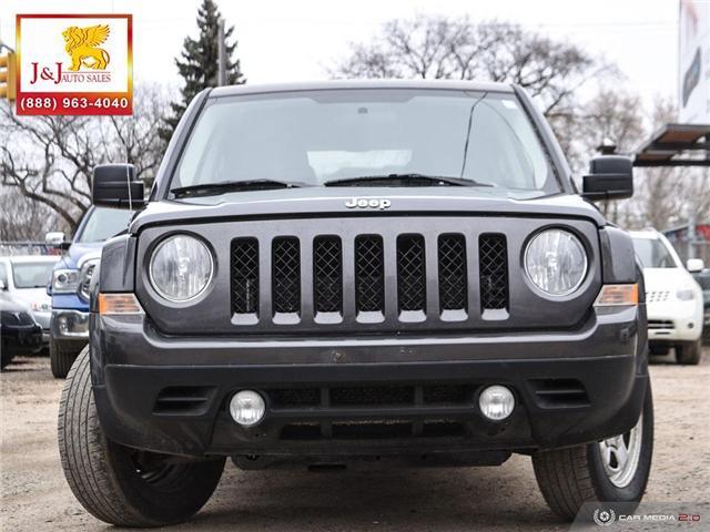 2015 Jeep Patriot Sport/North (Stk: J19014-2) in Brandon - Image 2 of 27