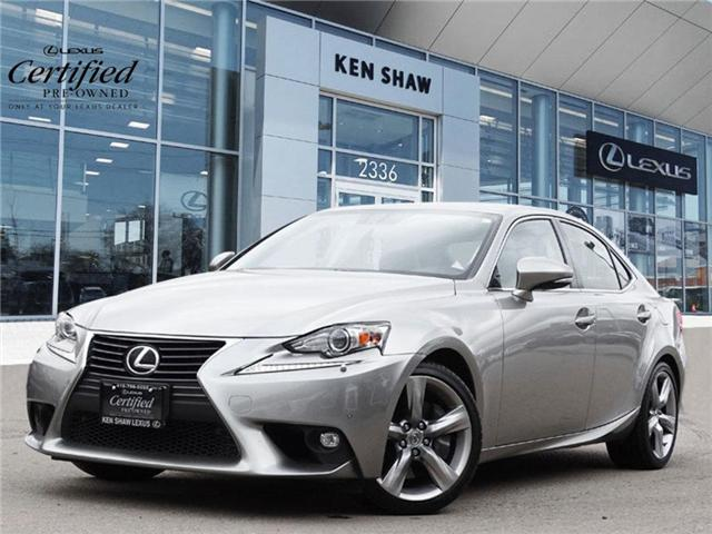 2015 Lexus IS 350 Base (Stk: 16061A) in Toronto - Image 1 of 21