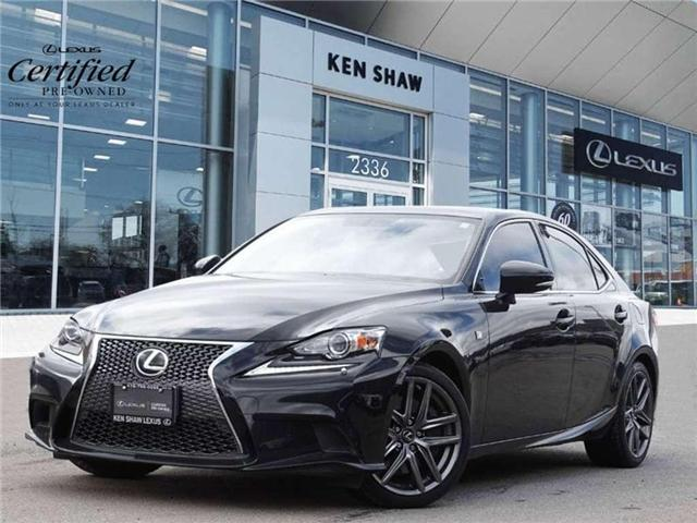 2015 Lexus IS 350 Base (Stk: 16071A) in Toronto - Image 1 of 20