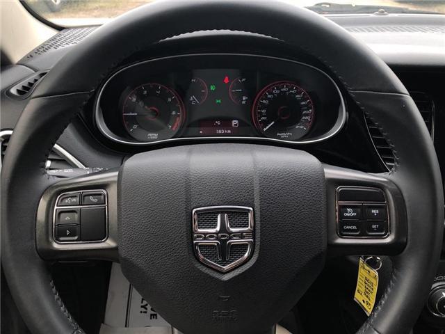 2013 Dodge Dart SXT/Rallye (Stk: 43769) in Belmont - Image 16 of 18