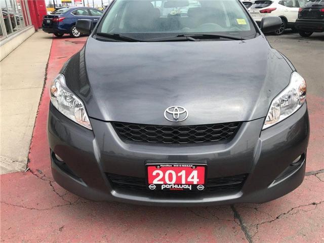 2014 Toyota Matrix Base (Stk: N1423) in Hamilton - Image 9 of 11