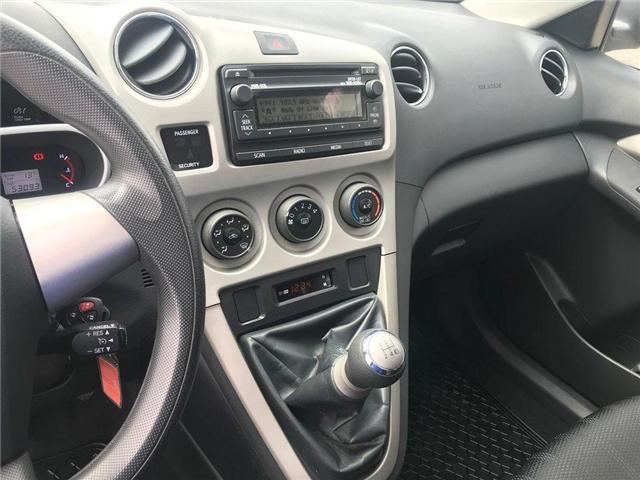 2014 Toyota Matrix Base (Stk: N1423) in Hamilton - Image 11 of 11