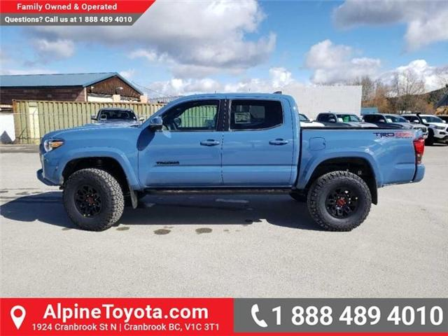 2019 Toyota Tacoma TRD Sport (Stk: X180218) in Cranbrook - Image 2 of 20