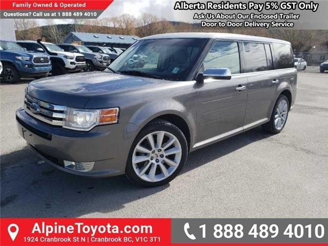 2009 Ford Flex Limited (Stk: 5662609A) in Cranbrook - Image 1 of 17