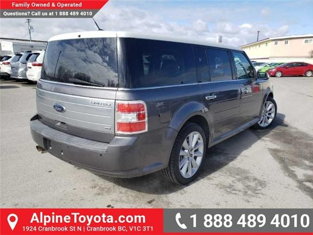 2009 Ford Flex Limited (Stk: 5662609A) in Cranbrook - Image 5 of 17