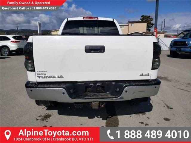 2012 Toyota Tundra SR5 4.6L V8 (Stk: X035732) in Cranbrook - Image 4 of 20