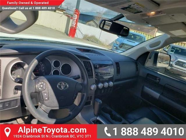 2012 Toyota Tundra SR5 4.6L V8 (Stk: X035732) in Cranbrook - Image 10 of 20