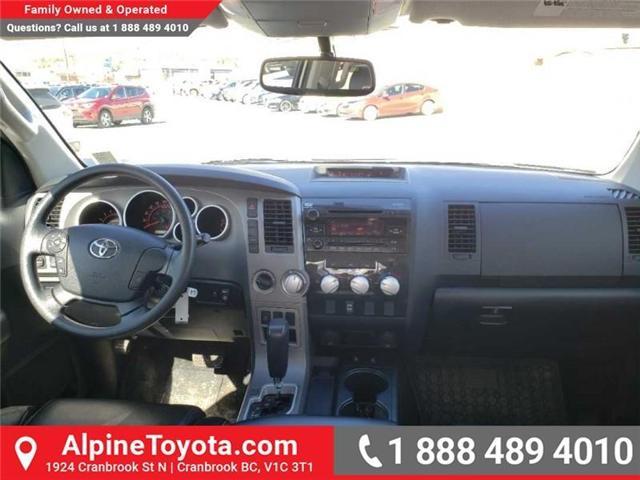 2012 Toyota Tundra SR5 4.6L V8 (Stk: X035732) in Cranbrook - Image 11 of 20