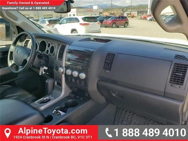 2012 Toyota Tundra SR5 4.6L V8 (Stk: X035732) in Cranbrook - Image 12 of 20