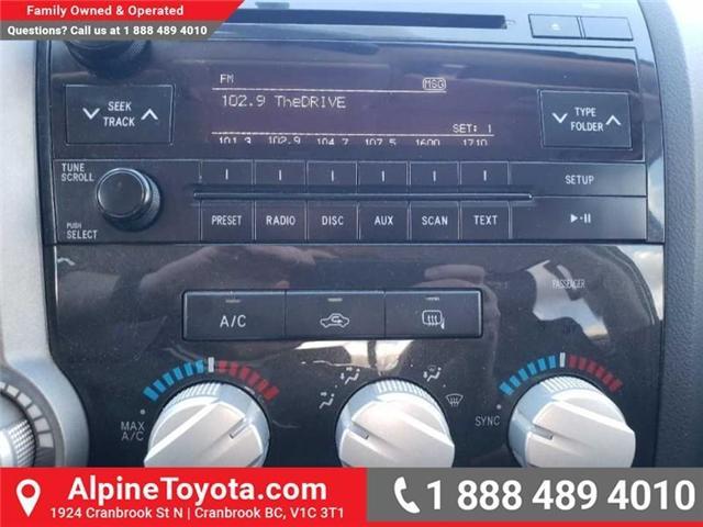 2012 Toyota Tundra SR5 4.6L V8 (Stk: X035732) in Cranbrook - Image 13 of 20