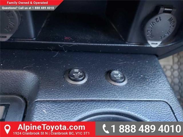2012 Toyota Tundra SR5 4.6L V8 (Stk: X035732) in Cranbrook - Image 15 of 20