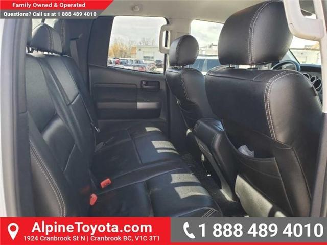 2012 Toyota Tundra SR5 4.6L V8 (Stk: X035732) in Cranbrook - Image 17 of 20