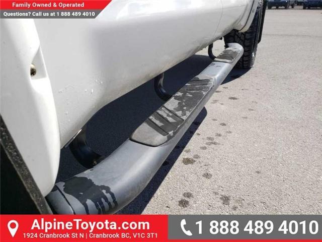 2012 Toyota Tundra SR5 4.6L V8 (Stk: X035732) in Cranbrook - Image 18 of 20