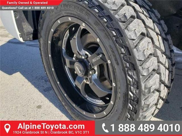 2012 Toyota Tundra SR5 4.6L V8 (Stk: X035732) in Cranbrook - Image 19 of 20