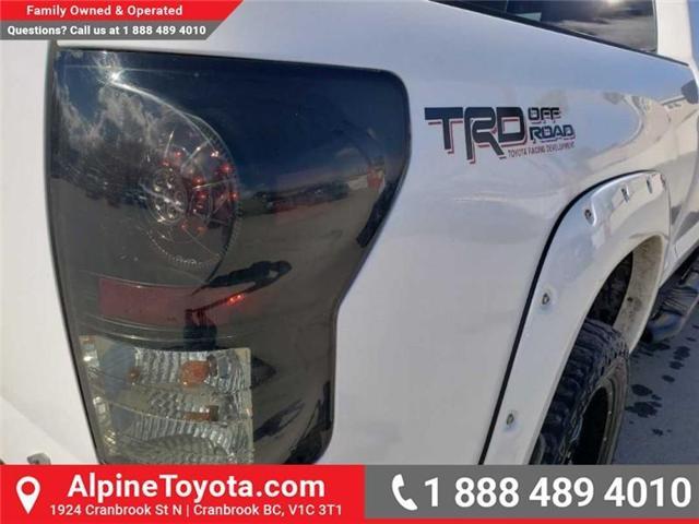 2012 Toyota Tundra SR5 4.6L V8 (Stk: X035732) in Cranbrook - Image 20 of 20