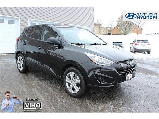 2014 Hyundai Tucson GL (Stk: U2069A) in Saint John - Image 1 of 19