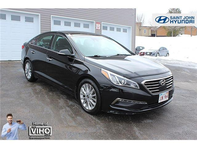 2015 Hyundai Sonata  (Stk: 97723A) in Saint John - Image 1 of 21