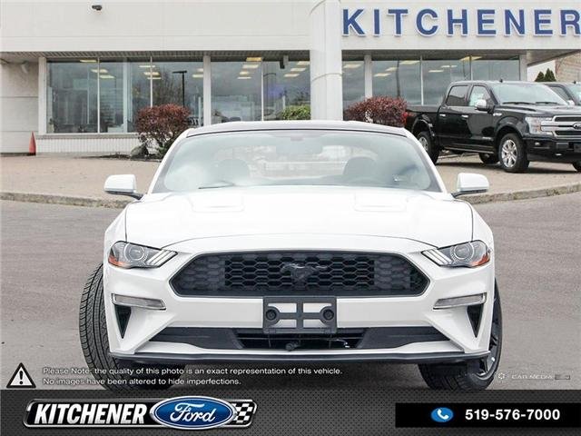 2019 Ford Mustang EcoBoost (Stk: 9M1530) in Kitchener - Image 2 of 27