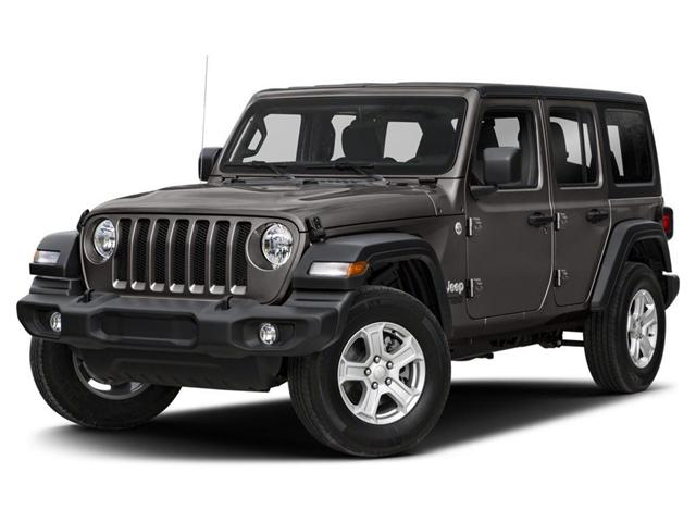 2019 Jeep Wrangler Unlimited Rubicon (Stk: W575022) in Courtenay - Image 1 of 9