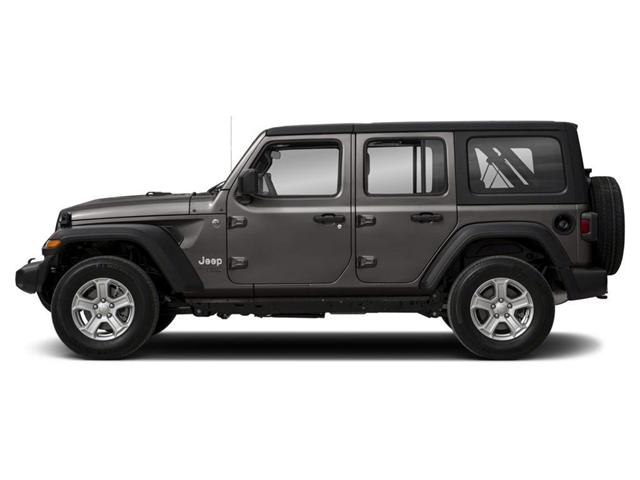 2019 Jeep Wrangler Unlimited Rubicon (Stk: W575022) in Courtenay - Image 2 of 9