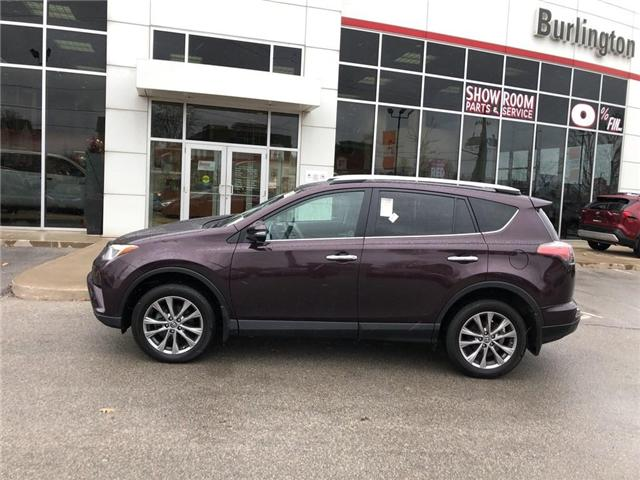 2016 Toyota RAV4 Limited (Stk: U10637) in Burlington - Image 2 of 20