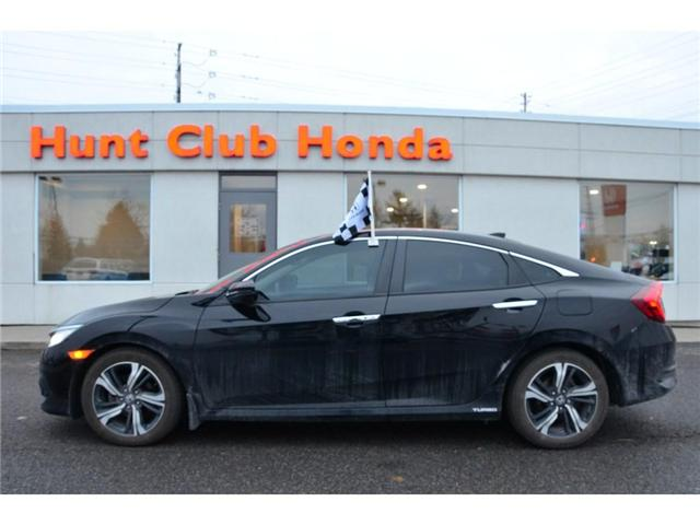 2016 Honda Civic Touring (Stk: 6949A) in Gloucester - Image 1 of 23