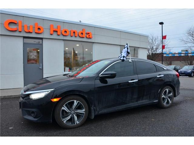 2016 Honda Civic Touring (Stk: 6949A) in Gloucester - Image 2 of 23