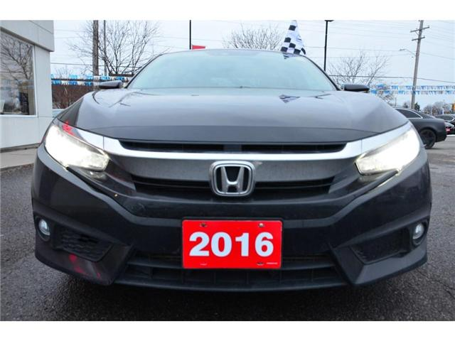 2016 Honda Civic Touring (Stk: 6949A) in Gloucester - Image 3 of 23