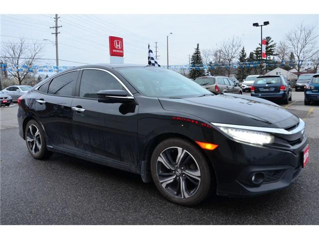 2016 Honda Civic Touring (Stk: 6949A) in Gloucester - Image 4 of 23