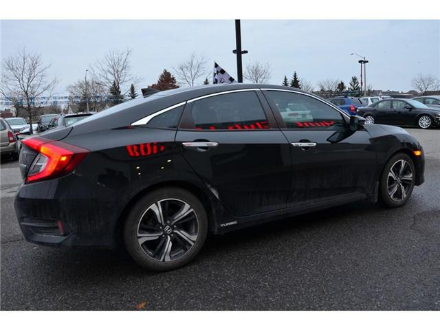 2016 Honda Civic Touring (Stk: 6949A) in Gloucester - Image 6 of 23