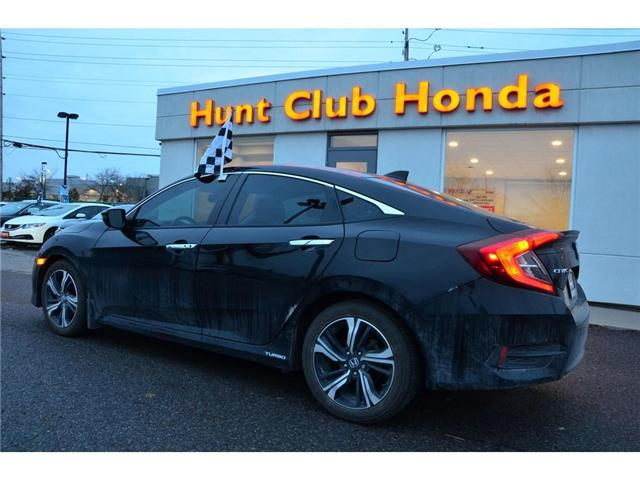 2016 Honda Civic Touring (Stk: 6949A) in Gloucester - Image 8 of 23