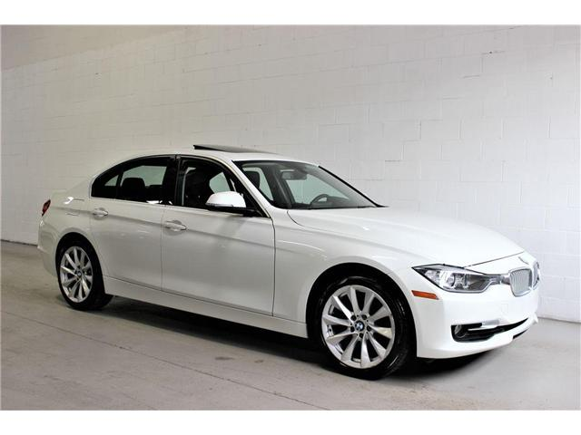 2014 BMW 328i xDrive (Stk: R84624) in Vaughan - Image 1 of 27