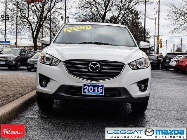 2016 Mazda CX-5 GS- MOONROOF, BLUETOOTH, HEATED SEATS (Stk: 1841) in Burlington - Image 2 of 24