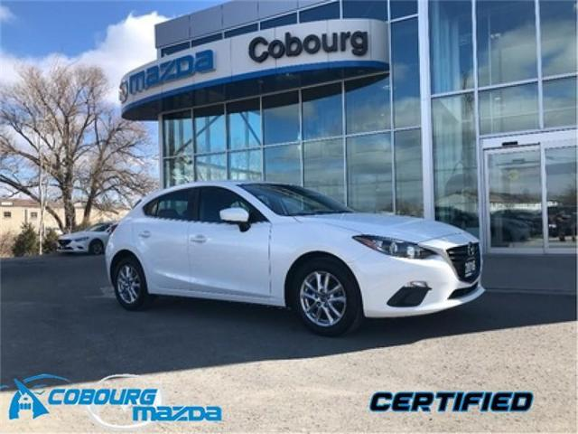 2016 Mazda Mazda3 GS (Stk: U0344) in Cobourg - Image 1 of 16